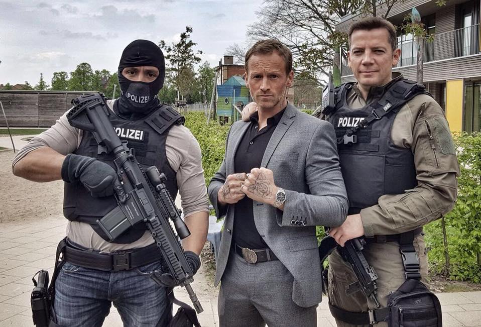 """ARD Der Donnerstags-Krimi """"Über die Grenze"""""""